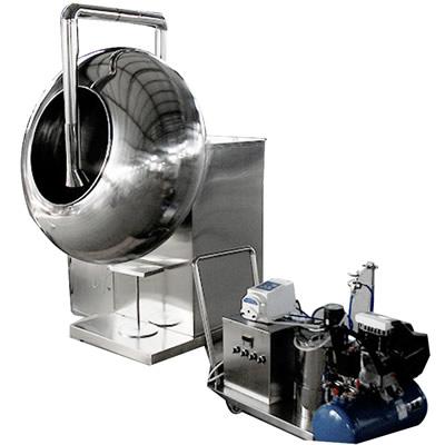 YJ1000型荸荠式包衣机糖衣包衣机糖衣机薄膜片剂包衣糖衣机