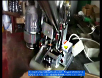 电动压片机 涡轮压片机 新款加强型压片机 演示视频