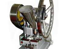 最小电动压片机 手摇+电动均可 粉末压片机 干粉压片机 电动压片机