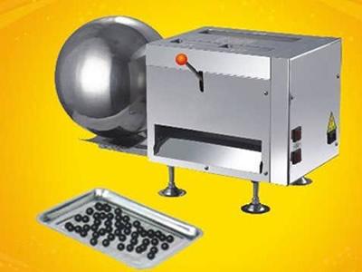 中药制丸生产工艺流程和所用设备